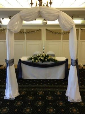 Wedding Arch Lush Occasions
