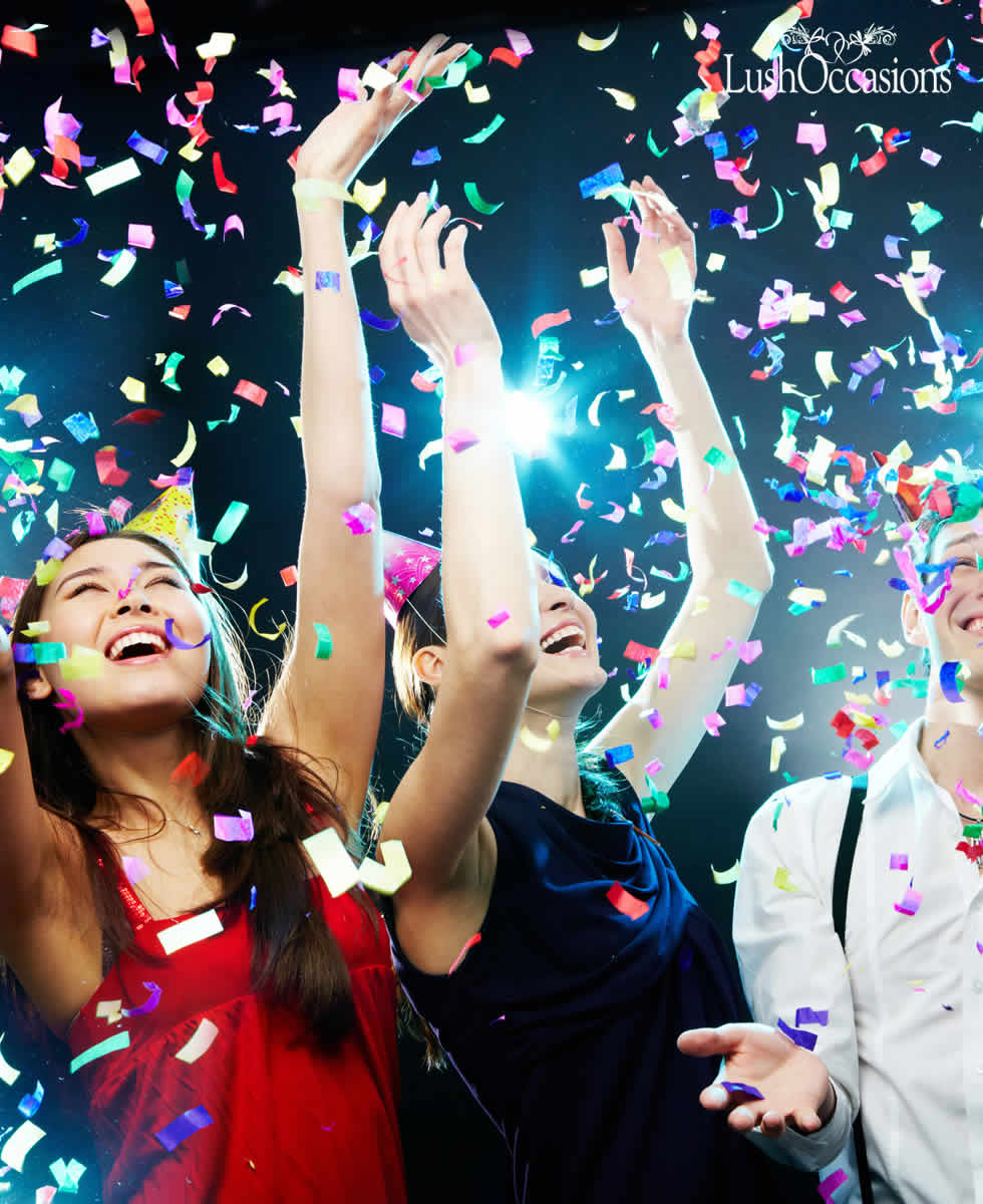 Proms & Parties